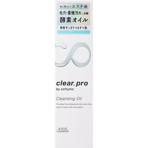 Dầu tẩy trang Softymo Clear Pro Enzyme Cleansing Oil