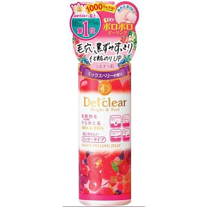 Tẩy tế bào chết Meishoku Detclear Bright And Peeling Jelly Berry