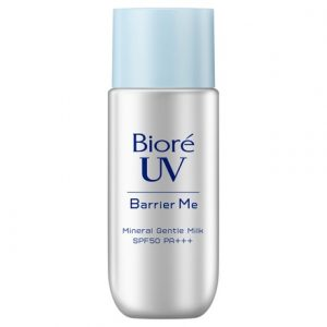 Sữa chống nắng Biore UV Barrier Me Mineral Gentle